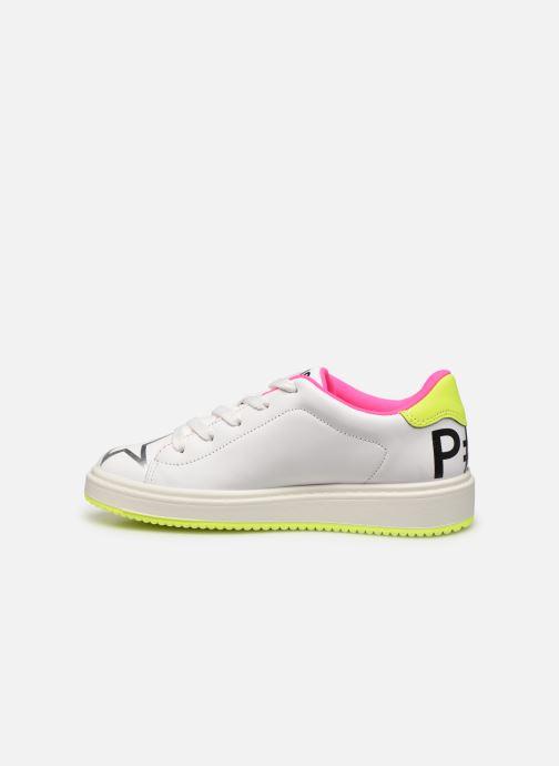 Baskets Primigi PCC 53754 Blanc vue face