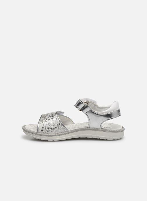 Sandales et nu-pieds Primigi PAL 53853 Argent vue face