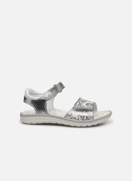 Sandales et nu-pieds Primigi PAL 53853 Argent vue derrière