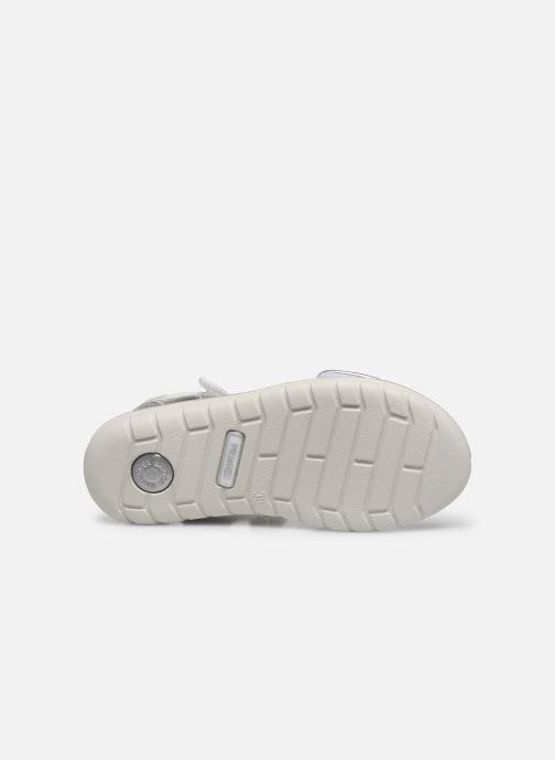 Sandales et nu-pieds Primigi PAL 53853 Argent vue haut