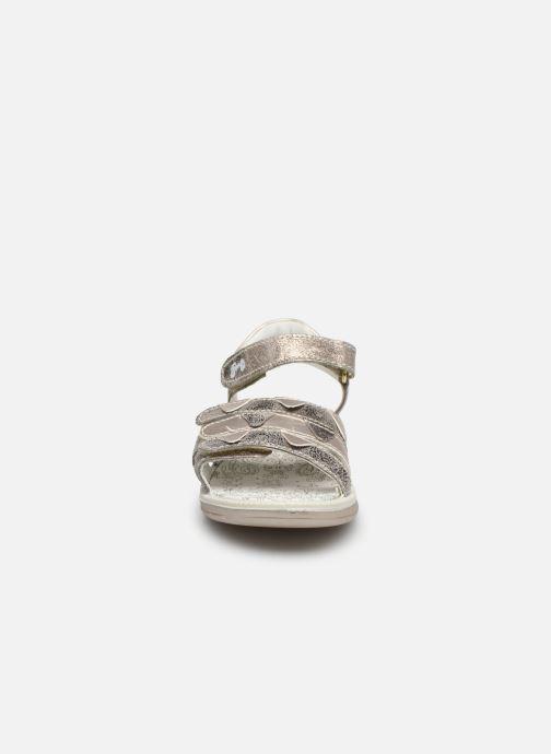 Sandales et nu-pieds Primigi PAL 53854 Beige vue portées chaussures