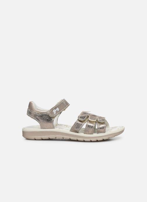 Sandaler Primigi PAL 53854 Beige se bagfra