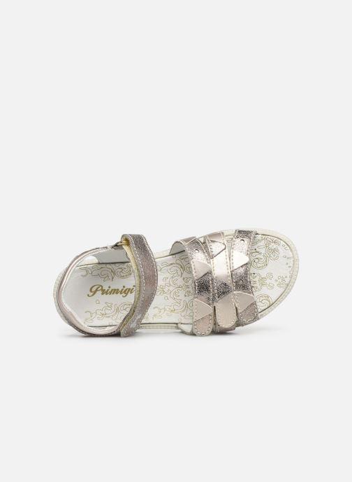 Sandales et nu-pieds Primigi PAL 53854 Beige vue gauche