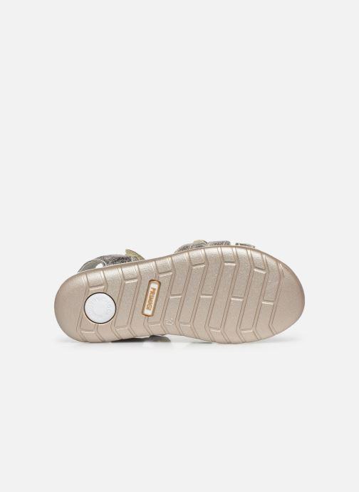 Sandales et nu-pieds Primigi PAL 53854 Beige vue haut
