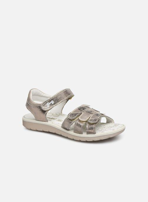 Sandales et nu-pieds Primigi PAL 53854 Beige vue détail/paire