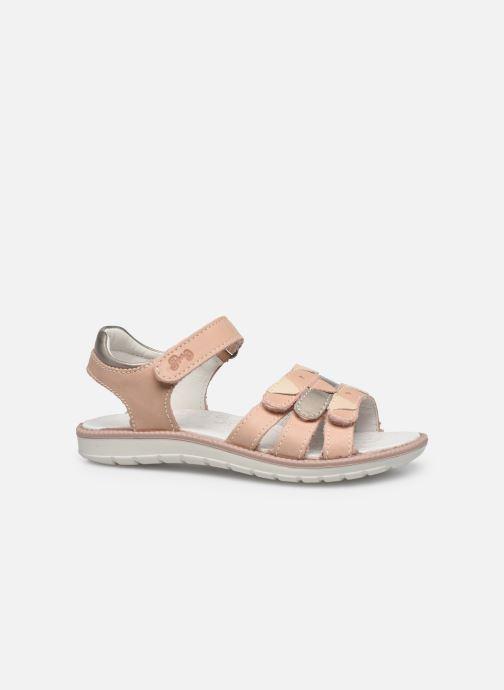 Sandales et nu-pieds Primigi PAL 53854 Rose vue derrière