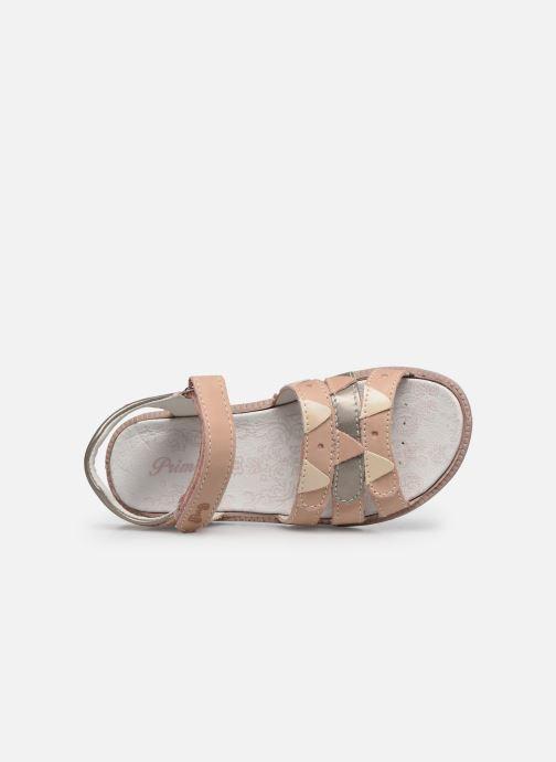 Sandales et nu-pieds Primigi PAL 53854 Rose vue gauche