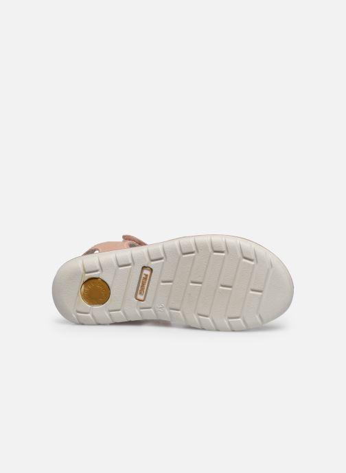 Sandales et nu-pieds Primigi PAL 53854 Rose vue haut