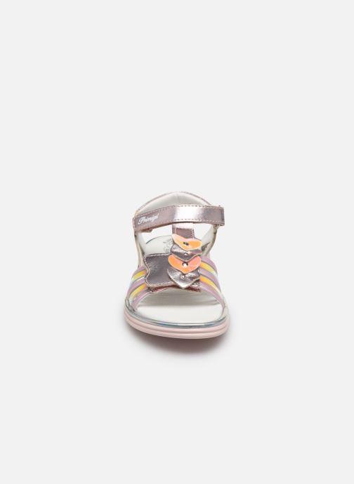 Sandali e scarpe aperte Primigi PIS 54297 Rosa modello indossato