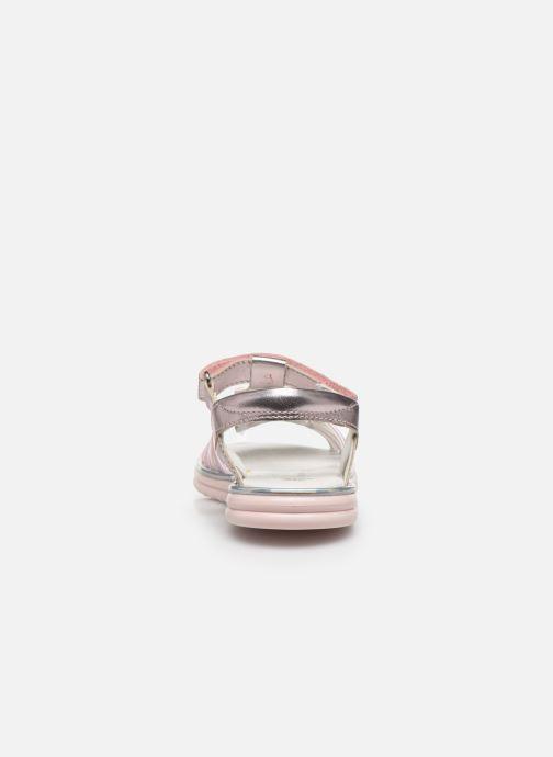 Sandali e scarpe aperte Primigi PIS 54297 Rosa immagine destra