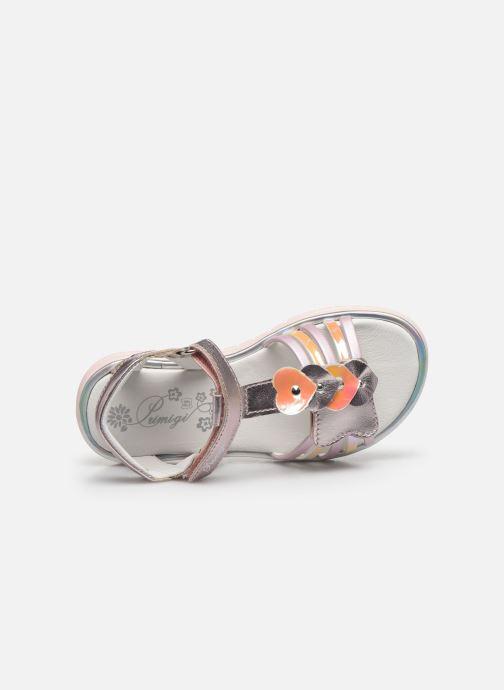 Sandali e scarpe aperte Primigi PIS 54297 Rosa immagine sinistra
