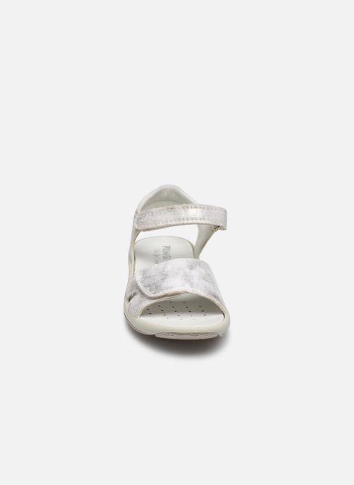 Sandales et nu-pieds Primigi PBR 53836 Argent vue portées chaussures