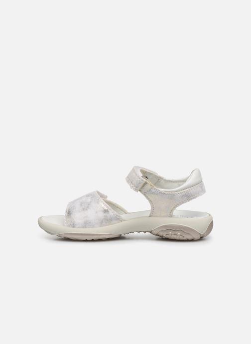 Sandales et nu-pieds Primigi PBR 53836 Argent vue face