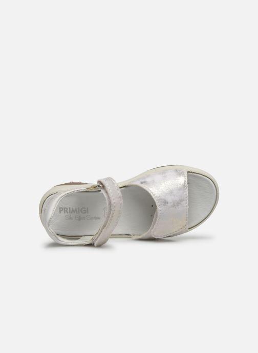 Sandales et nu-pieds Primigi PBR 53836 Argent vue gauche