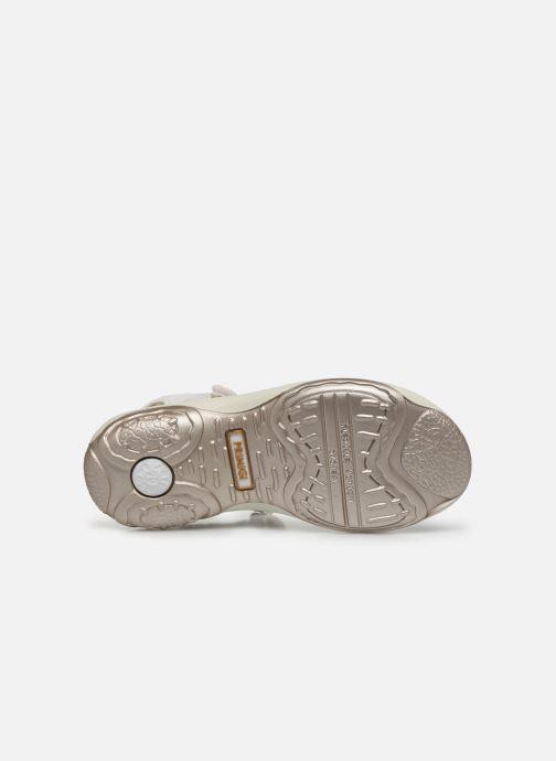 Sandales et nu-pieds Primigi PBR 53836 Argent vue haut