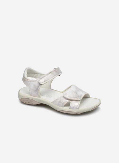 Sandales et nu-pieds Primigi PBR 53836 Argent vue détail/paire
