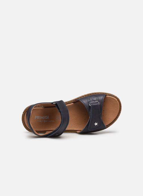 Sandaler Primigi PML 53827 Blå se fra venstre