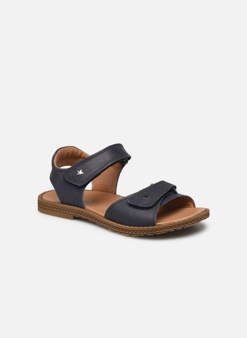 Sandaler Primigi PML 53827 Blå detaljeret billede af skoene