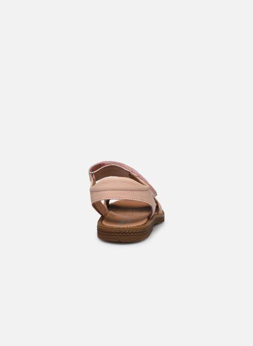Sandaler Primigi PML 53827 Pink Se fra højre