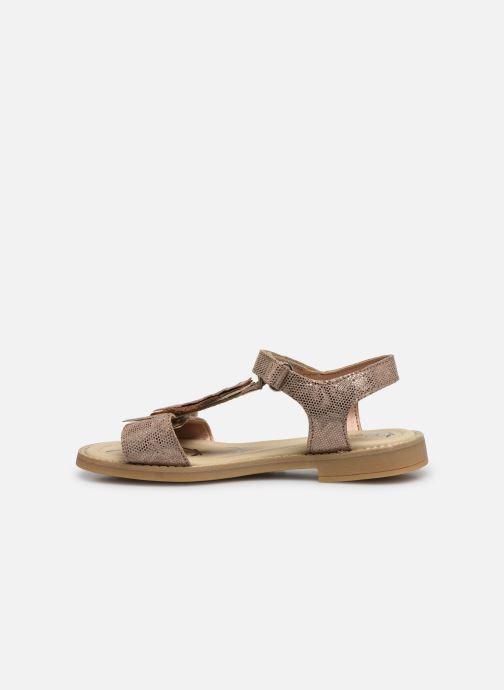 Sandales et nu-pieds Primigi PFD 54396 Rose vue face
