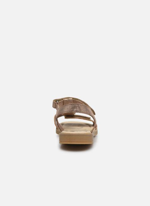 Sandales et nu-pieds Primigi PFD 54396 Rose vue droite