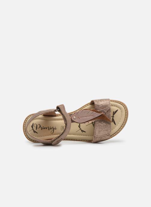 Sandales et nu-pieds Primigi PFD 54396 Rose vue gauche