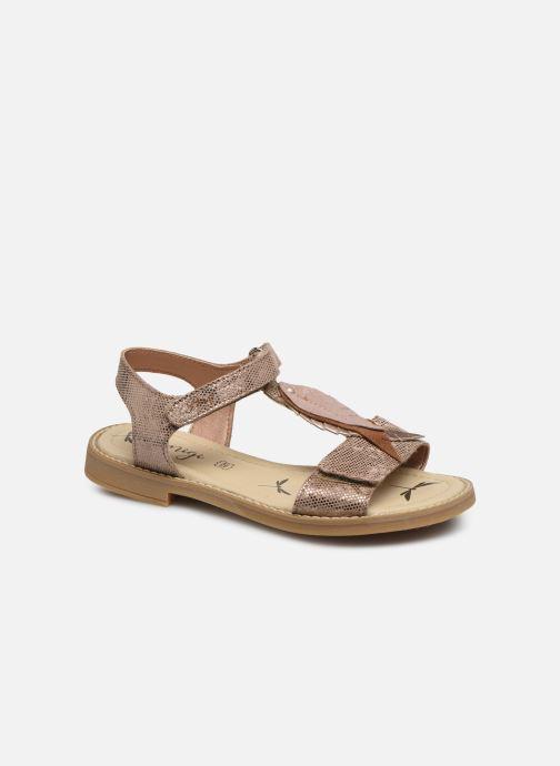 Sandales et nu-pieds Primigi PFD 54396 Rose vue détail/paire