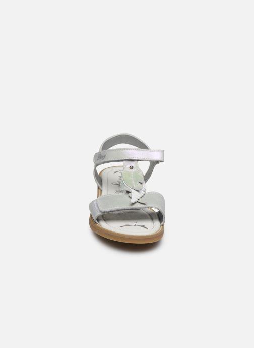 Sandales et nu-pieds Primigi PFD 54396 Blanc vue portées chaussures
