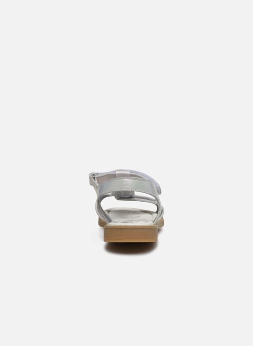 Sandales et nu-pieds Primigi PFD 54396 Blanc vue droite