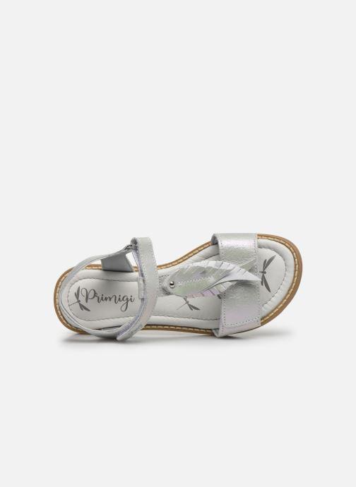 Sandales et nu-pieds Primigi PFD 54396 Blanc vue gauche