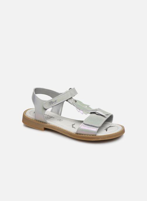 Sandales et nu-pieds Primigi PFD 54396 Blanc vue détail/paire