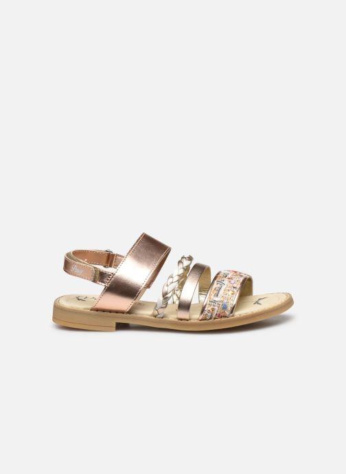 Sandali e scarpe aperte Primigi PFD 54398 Oro e bronzo immagine posteriore