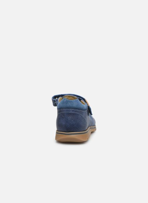 Sandalen Primigi PFP 54210 Blauw rechts