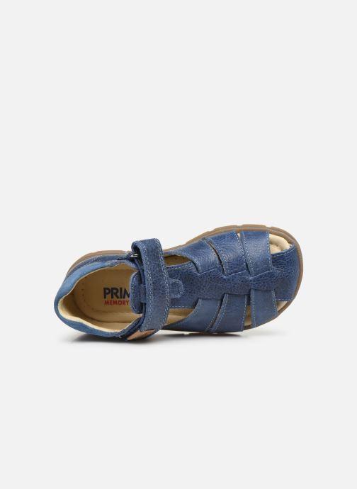 Sandalen Primigi PFP 54210 blau ansicht von links