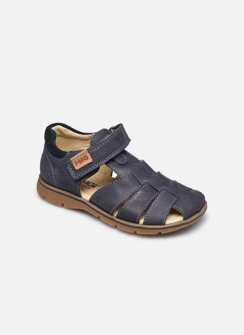 Sandales et nu-pieds Primigi PFP 54210 Bleu vue détail/paire