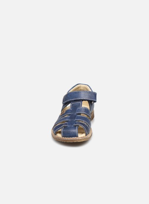 Sandales et nu-pieds Primigi PRR 54100 Bleu vue portées chaussures