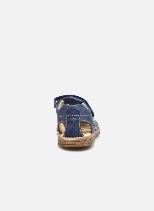 Sandales et nu-pieds Primigi PRR 54100 Bleu vue droite
