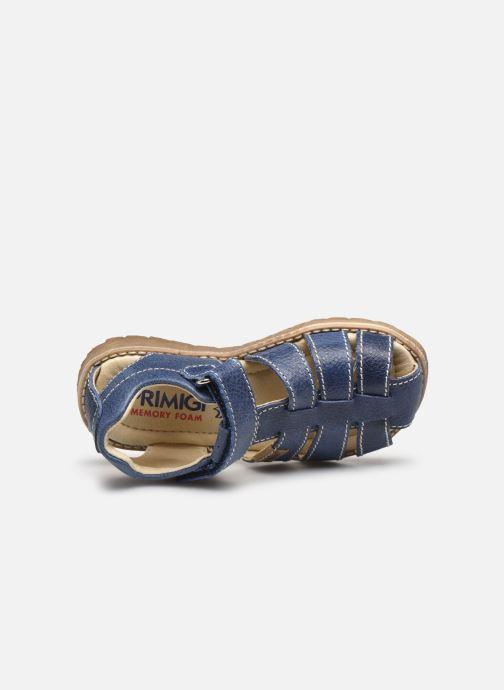 Sandales et nu-pieds Primigi PRR 54100 Bleu vue gauche