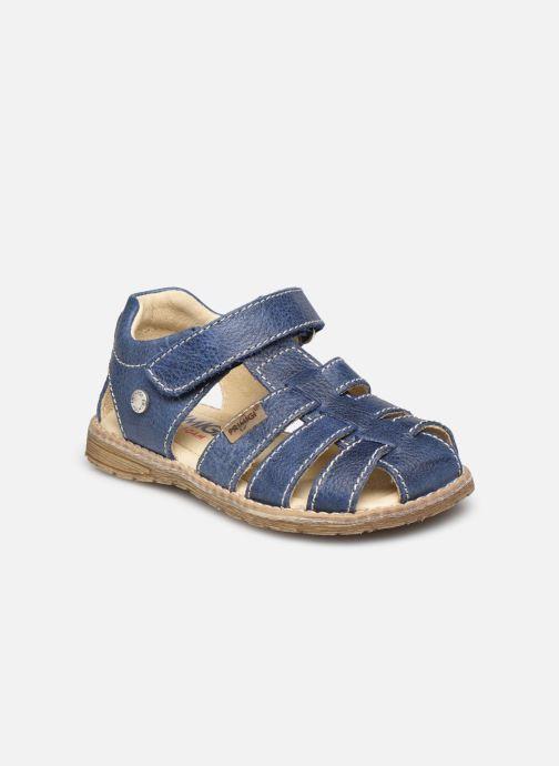 Sandales et nu-pieds Primigi PRR 54100 Bleu vue détail/paire