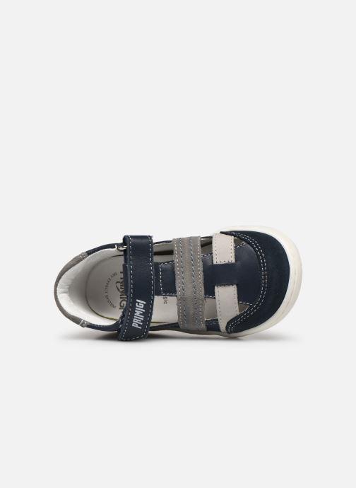 Sandali e scarpe aperte Primigi PLK 54038 Azzurro immagine sinistra
