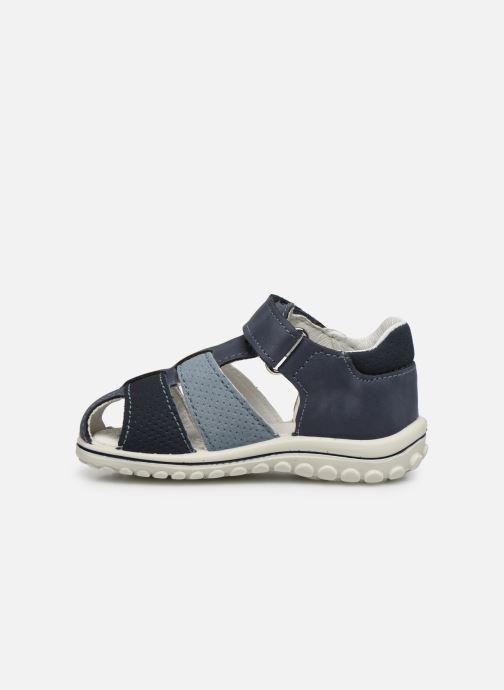 Sandaler Primigi PSW 53655 Blå se forfra