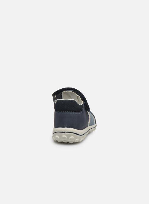 Sandalen Primigi PSW 53655 blau ansicht von rechts