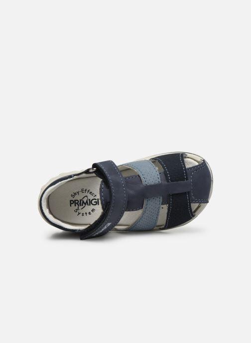 Sandaler Primigi PSW 53655 Blå se fra venstre