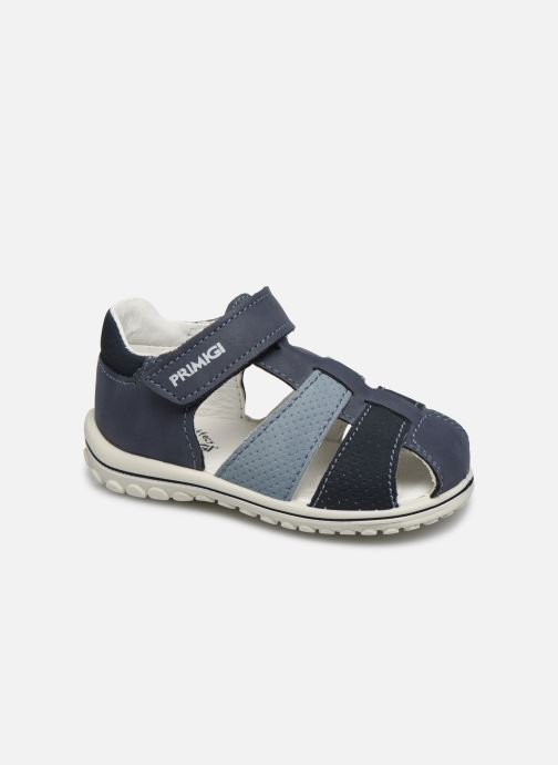 Sandaler Primigi PSW 53655 Blå detaljeret billede af skoene