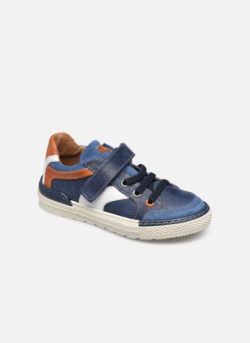 Baskets Primigi PYF 54220 Bleu vue détail/paire