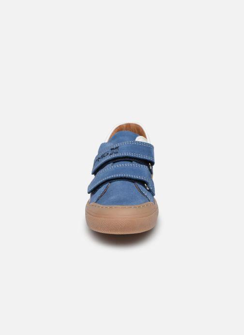 Baskets Primigi PTM 54230 Bleu vue portées chaussures