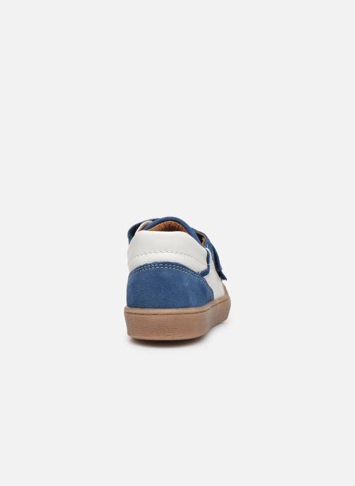 Baskets Primigi PTM 54230 Bleu vue droite
