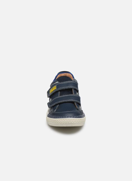 Baskets Primigi PYF 54221 Bleu vue portées chaussures