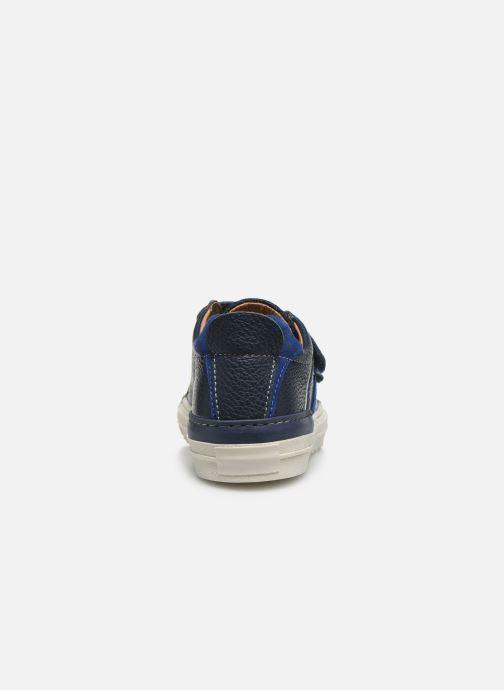 Baskets Primigi PYF 54221 Bleu vue droite