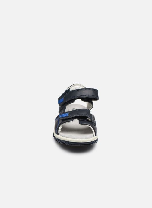 Sandalen Primigi PRA 53911 blau schuhe getragen